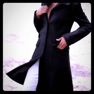 Moda international 100% Wool Coat